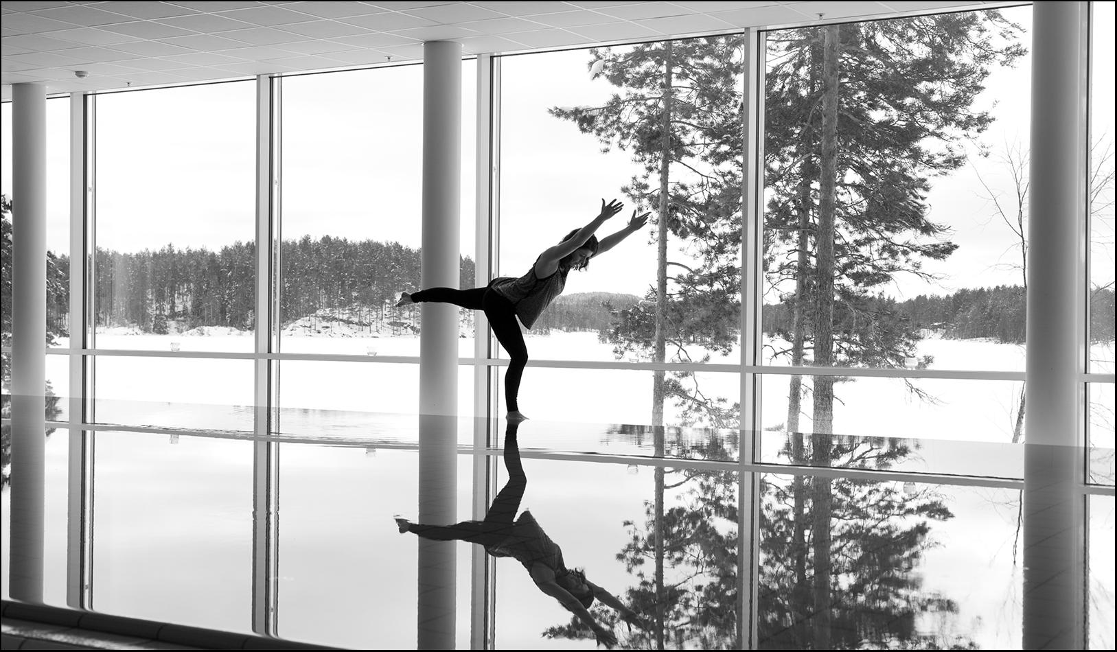 Pilates & mat til Rømskog Spa.